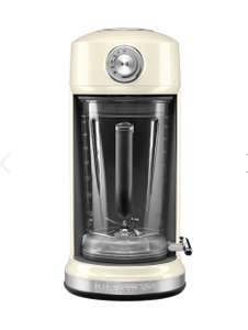 KitchenAid Artisan Magnetic Drive Blender/ Mixer mit 2 PS, creme