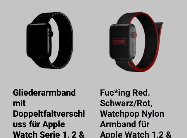 15% Rabatt bei Bluestein wieder aktiv [Apple Watch Armbänder & Co]