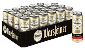 Warsteiner Premium Pilsener 72 x 0,5 Liter Dosenbier Weltmeister Fan-Edition/Internationales Bier ( Amazon Prime )