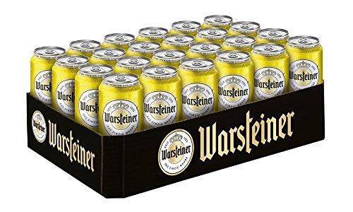 Warsteiner Radler Zitrone 24 x 0,5 Liter Dosenbier