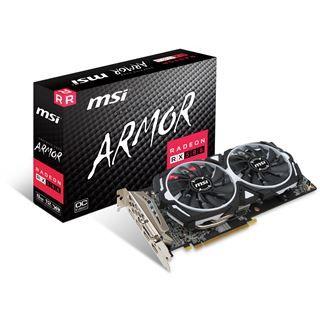 MSI Radeon RX580 Armor 8GB OC