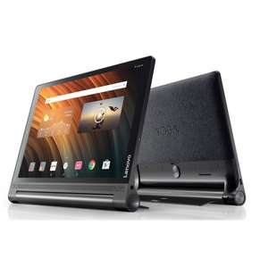 [cyberport@eBay] Lenovo Yoga Tab 3 Plus -10,1 Zoll QHD IPS Touch Convertible Tablet-PC (Qualcomm Snapdragon 652, 3GB RAM, 32GB eMMC) schwarz