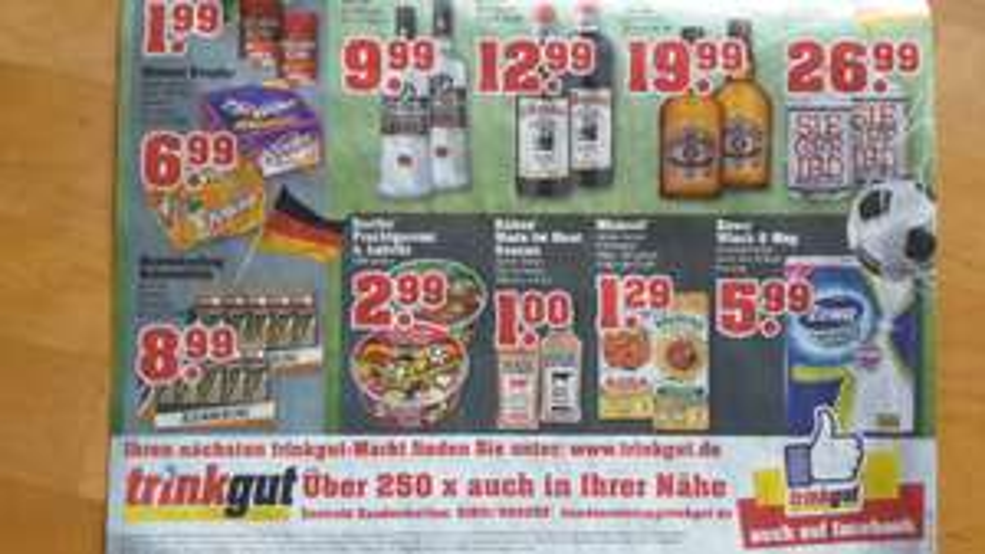 Rösle Gasgrill Trink Gut : Trinkgut angebote deals ⇒ oktober mydealz