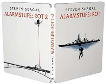 ALARMSTUFE ROT 1+2 - UNCUT/STEELBOOK [BLU-RAY] für 18,94 EUR (Alphamovies)
