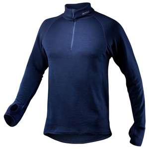 (Bergfreunde) Devold - Expedition Zip Neck Merino Baselayer XXL