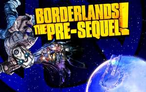 Borderlands: The Pre-Sequel auf HumbleBundle