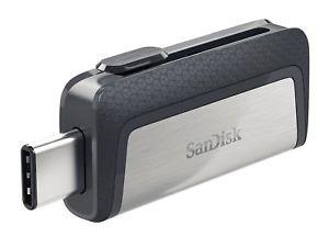 [gravis/gravis@eBay] SanDisk Ultra Dual Drive Typ-C 128GB für 33,33€ (PVG: 40,86€) oder 256GB für 54,98€ (PVG: 77,77€)