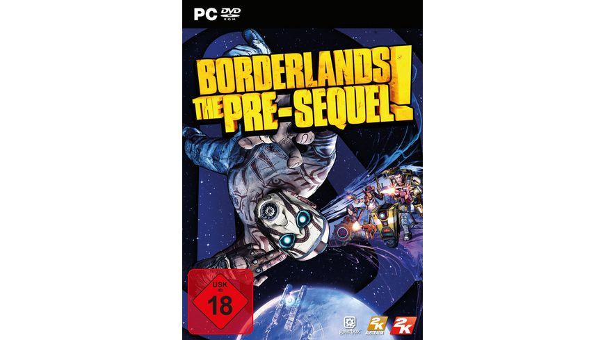 [Drogerie Müller] Borderlands - The Pre Sequel! (PC)