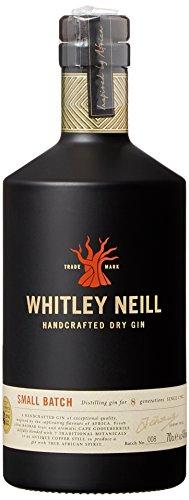 2Flaschen (2x) Whitley Neill Gin (1 x 0.7 l)