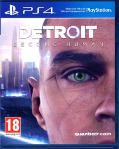 Detroit: Become Human (PS4) für 49.90€ (Gameware & Alternate​)