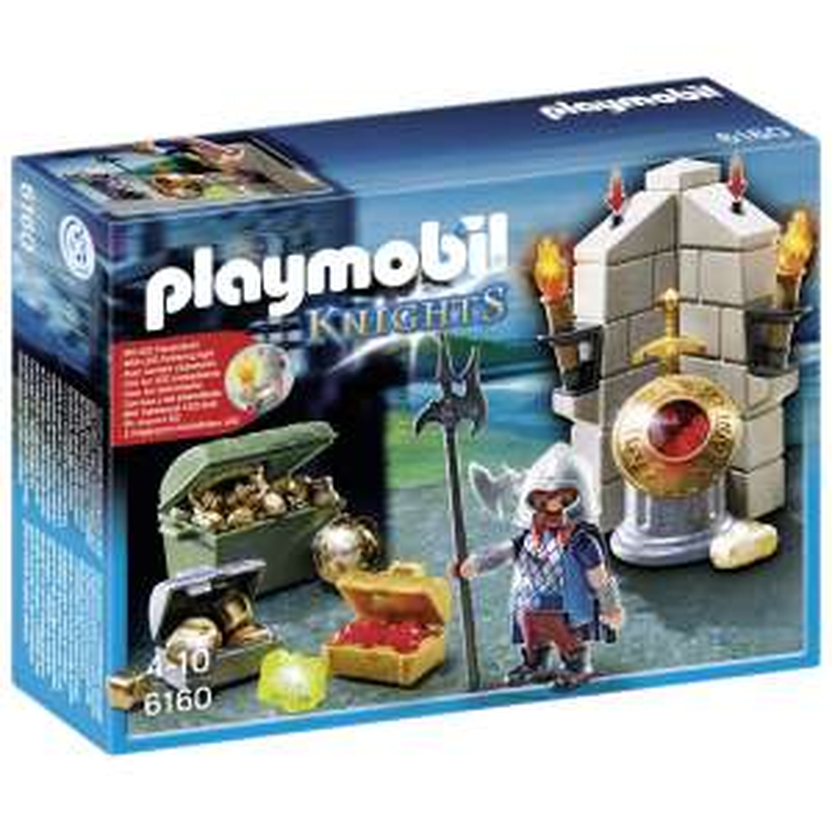 Playmobil™ - Knights: Wächter des Königsschatzes (6160) ab €5,64 [@Karstadt.de]
