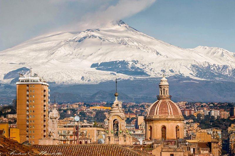 Flüge: Berlin SXF nach Catania Juni - Juli