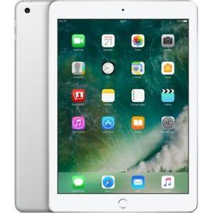 """[Priceguard@ebay für ebay+ oder mit """"Umzug""""] Apple iPad 32GB silber [5. Generation / 2017] (MP2G2FD/A)"""