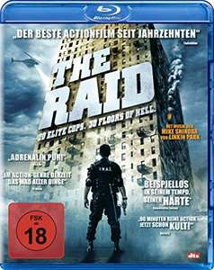 The Raid (Blu-ray) für 5,99€ (Amazon)