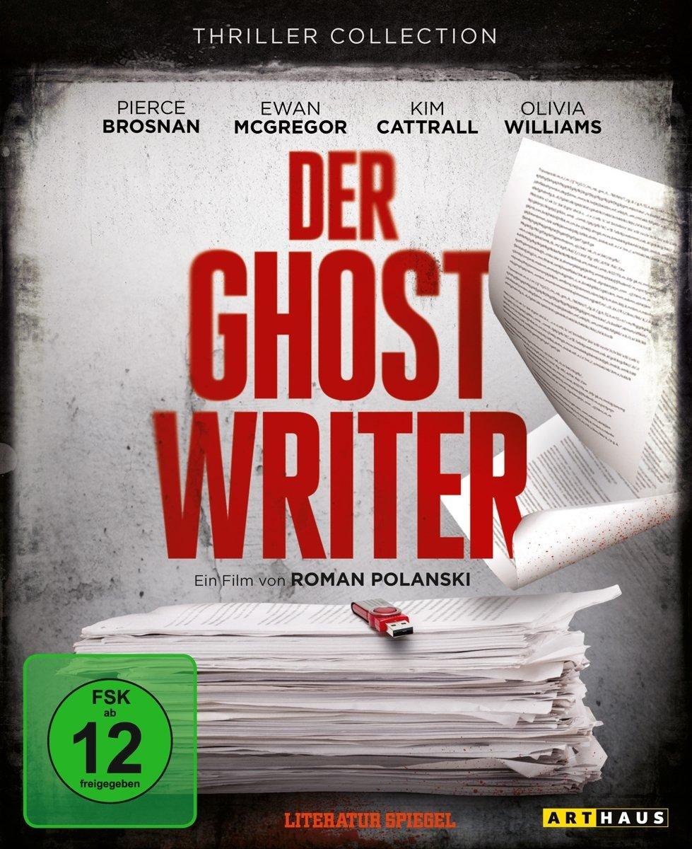 Der Ghostwriter (Blu-ray) für 3,97€ (Dodax)