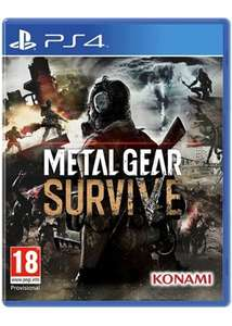 Metal Gear Survive The Day One inkl. Survival Pack (PS4 & Xbox One) für je 15,09€ (Base.com)