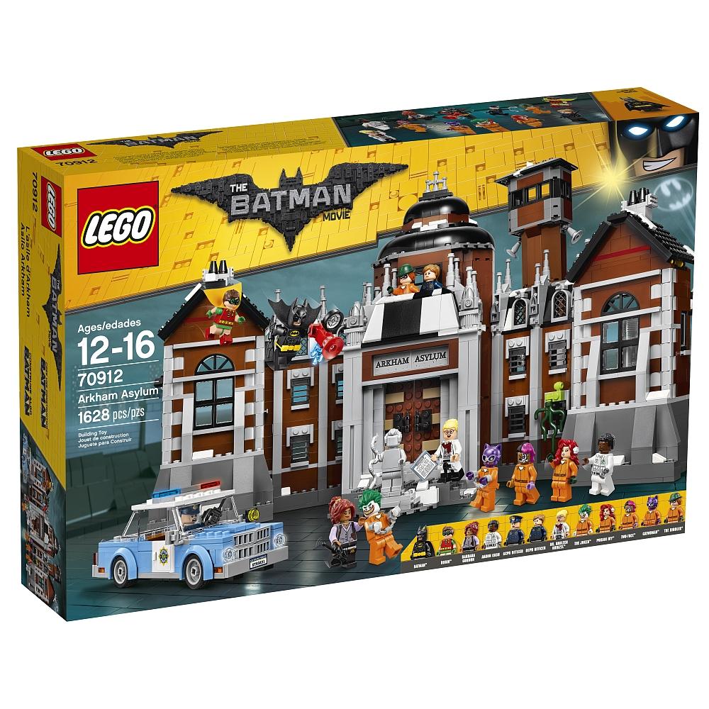 LEGO Batman - Arkham Asylum (70912) @ Lego.de (Gratis 40291 dazu)
