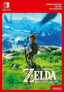 The Legend of Zelda: Breath of the Wild - Switch eShop Code(GamesRocket)