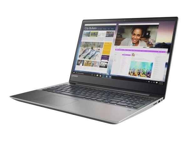 "Lenovo Ideapad 720, 15,6"", i7-7500U, 16 GB, 256er SSD + 1TB, AMD RX 560"