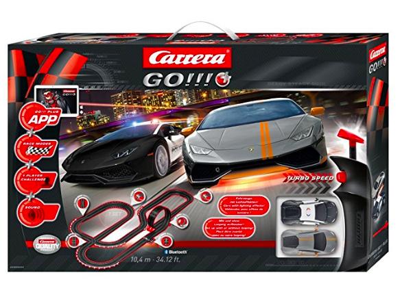 Carrera Go!!! Plus Night Chase Rennbahn