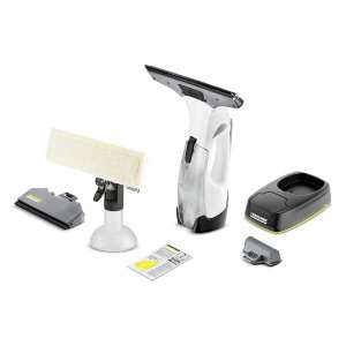 Kärcher WV 5 Premium Non-Stop Cleaning Kit Fenstersauger weiß [Euronics, Newsletter]