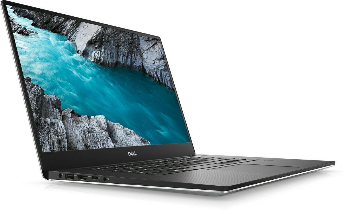 "Dell XPS 15 9570 (2018) - 15.6"" FHD (IPS, 100% sRGB, 400 cd/m²), i5-8300h, 8 GB RAM, SSD PCIe 256 GB, GTX 1050 4 GB, Akku 97 Wh (Dell)"
