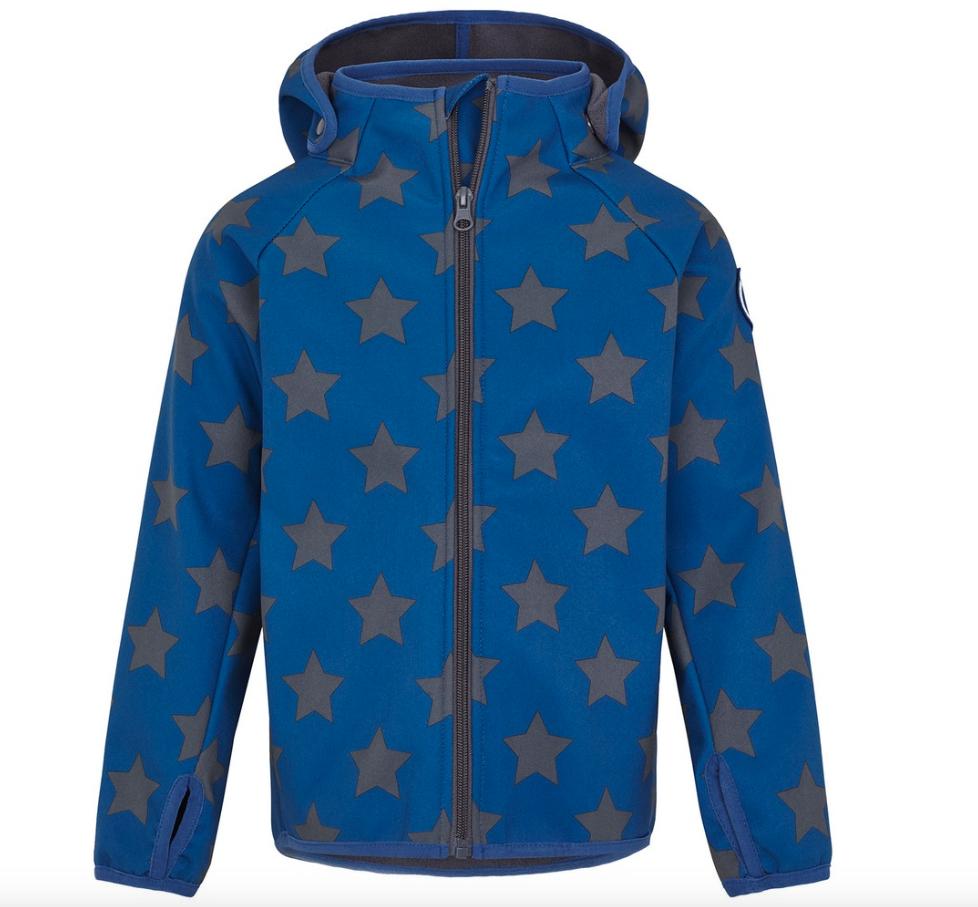 Jacken für Kinder im Sale bei [windeln.de] z.B. Racoon Softshelljacke Eskil