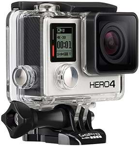 [Amazon] GoPro HERO4 Black Adventure Actionkamera