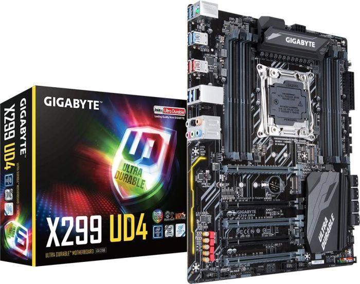 Mainboard Gigabyte X299 UD4