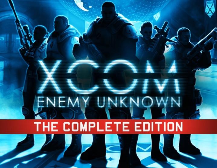 XCOM: Enemy Unknown Complete Pack für 5,99€ [GOG]