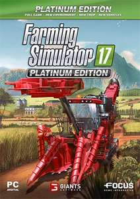 ALDI life Games Farming Simulator 2017 Platinum Edition (inkl. DLC) 24,99€