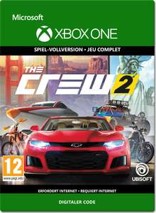 The Crew 2 (Xbox One) für 27,55€ & Deluxe Edition für 30,61€ (Xbox Store AR VPN)