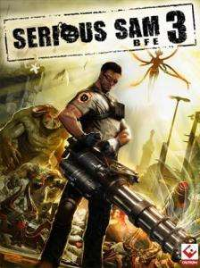 Serious-Sam-Sale bei [Steam] - z.B. Serious Sam 3 BFE für 3,69€