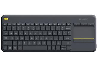 LOGITECH K400 Plus, Tastatur in 2 Farben für je 17,-€ [Mediamarkt]