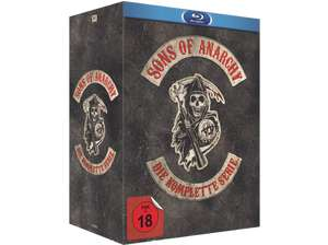 Sons of Anarchy - Die komplette Serie [Blu-ray] für 65,-€ [Mediamarkt]