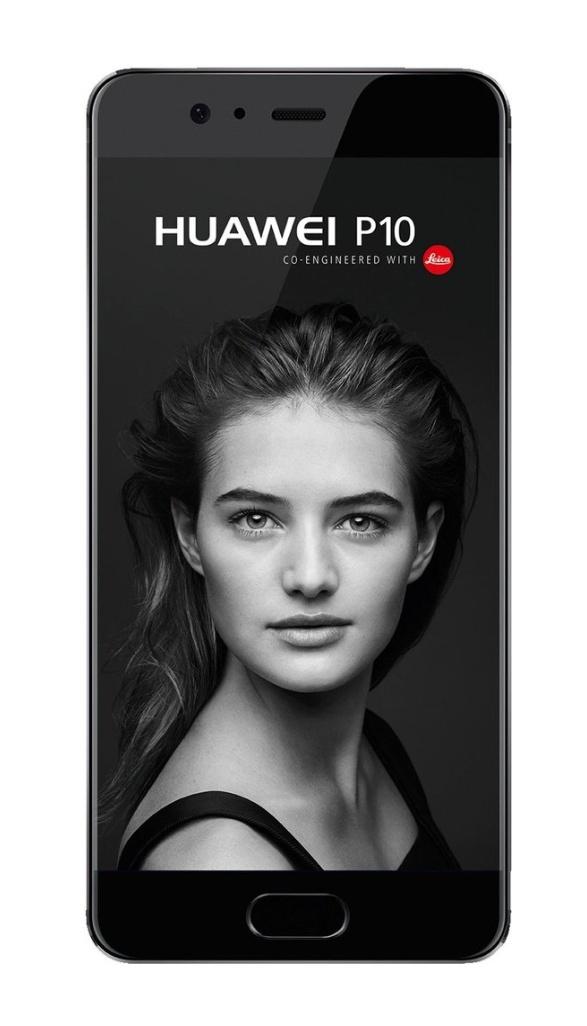Huawei P10 Graphite Black 4 GB RAM, 64 GB Speicher
