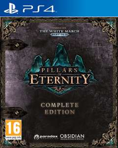 Pillars of Eternity Complete Edition (PS4/Xbox One) für 13,58€ (Amazon.it)