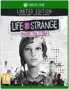 Life is Strange: Before the Storm Limited Edition (Xbox One & PS4) für je 18,25€ (Game UK & Amazon UK)