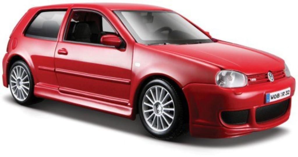 Maisto™ -  Modellauto VW Golf 4 R32 (Maßstab 1:24) für €7,77 [@Real.de]