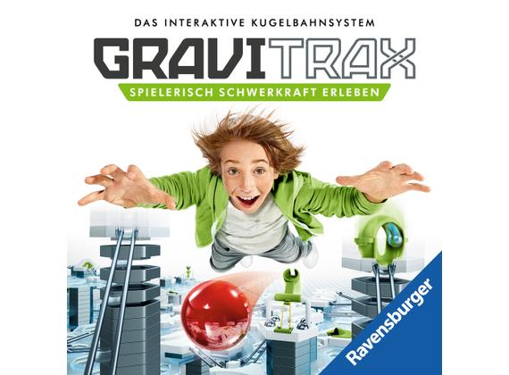 [Dodax oder Amazon] Ravensburger GraviTrax Trax Kugelbahn 27595 (Erweiterung)