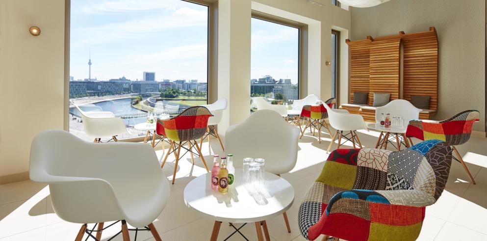 5* Hotel Berlin inkl. Frühstück im Doppelzimmer / 40% Rabatt