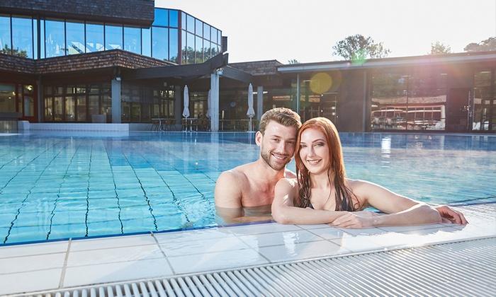 Tageskarte für das Thermalbad inkl. Sauna-Park für die Balinea Thermen in Bad Bellingen (50% sparen*)