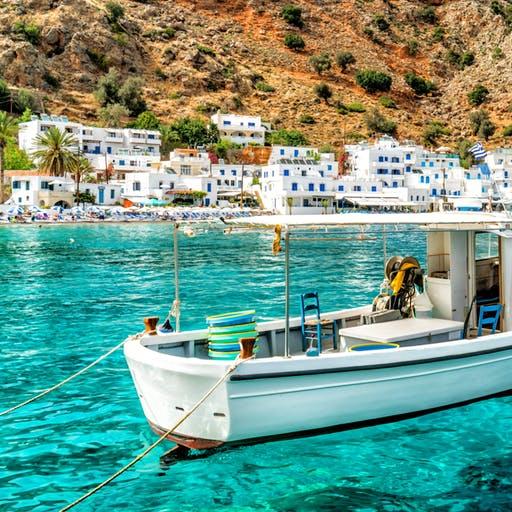 Flüge: Kreta [Juni] - Last-Minute - Hin- und Rückflug von Berlin nach Heraklion ab nur 24€ inkl. Gepäck