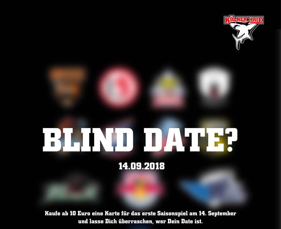 [Eishockey] Blind Date mit den Kölner Haien am 14.09.2018