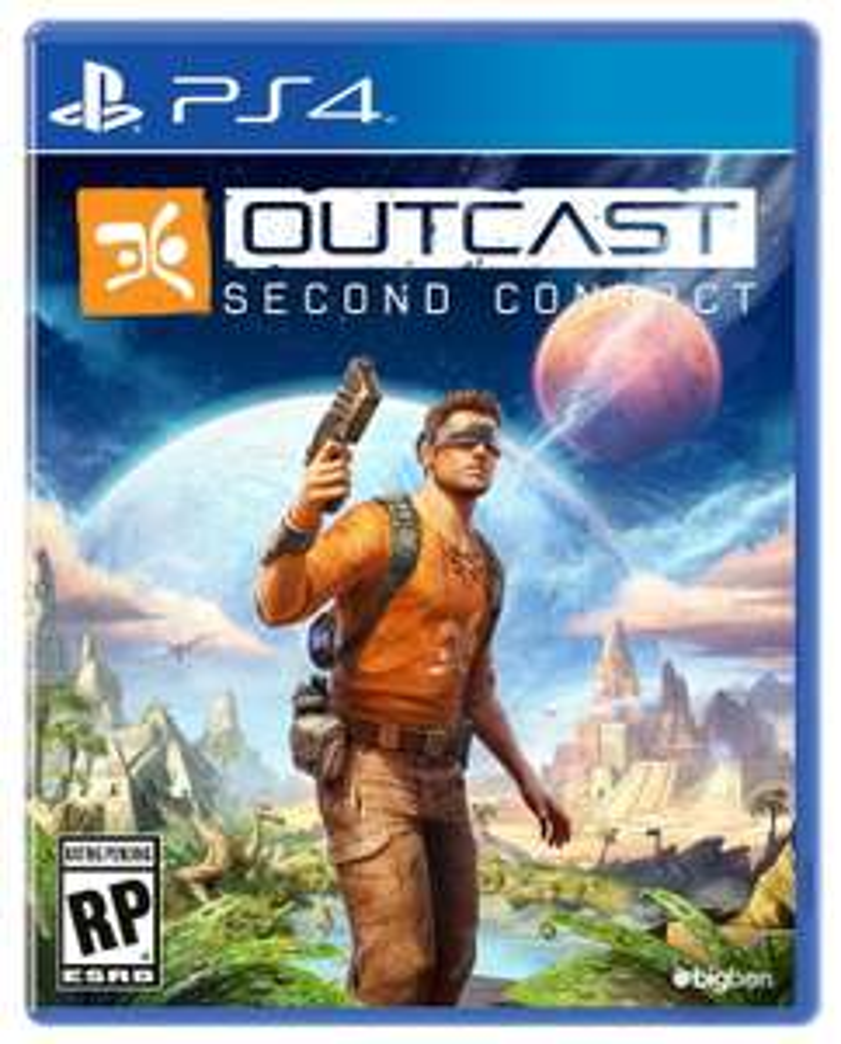 Outcast: Second Contact (PS4) für 19,57€ (Amazon ES)