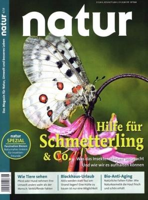 """Jahresabo """"Natur"""" für 72,35€ mit 75€ Amazon Gutscheinprämie als Geschenk"""