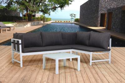 Loungegarnitur mit Tisch und Kissen versandkostenfrei bei XXXL