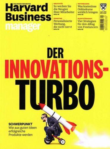 Harvard Businessmanager Abo (12 Ausgaben) für 169 € mit 110 € BestChoice Universalgutschein (Kein Werber nötig)