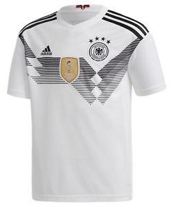 Adidas Deutschland Heimtrikot WM 2018 für Kinder (und kleine Erwachsene) mit ebay Plus Gutschein