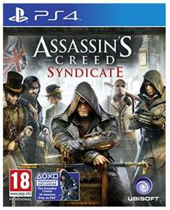 Assassin's Creed Syndicate (PS4/Xbox One) für 12,66€ (Base.com)